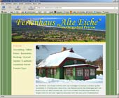 Homepage Ferienhaus Alte Eiche in Prerow